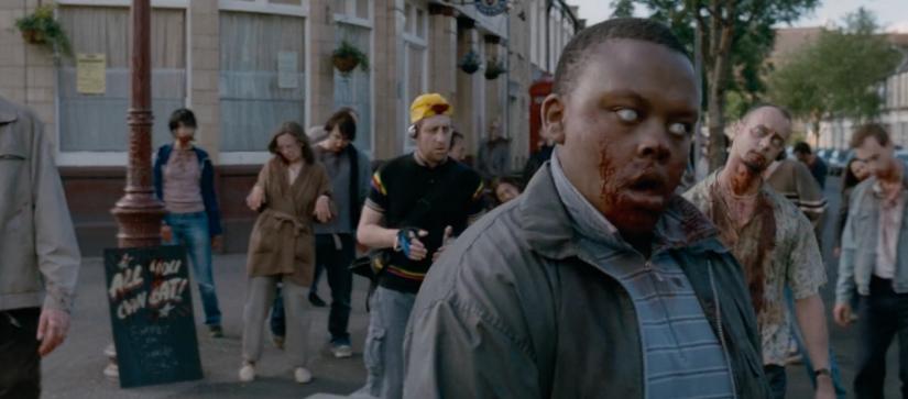 The 'Deceased of Living': Zombies inUtopia